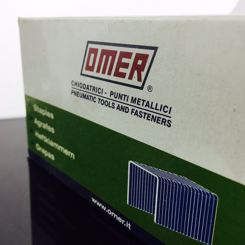Staples, Omer, 16mm, 3G Series - Galvanised, 5000.