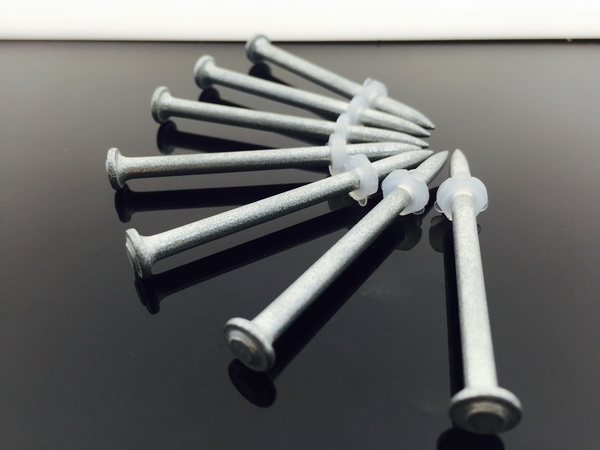 Plastic Washer Pins Nails Fixaball