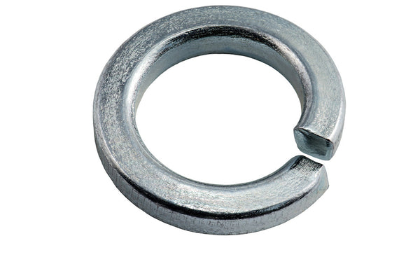 Spring Washers Rectangle And Square Section Zinc Fixaball