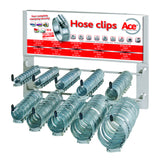 ACE Hose Clips, A2 Stainless Steel. BS 5315 selection