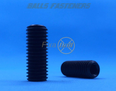 M4 - M6, Socket Set Screw/ Grub, Cup, High Tensile.