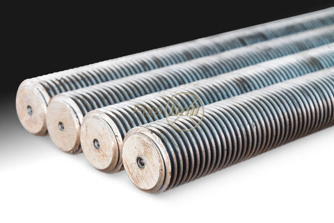 Threaded Bar/ Studding, Self Colour, High Tensile (8.8).