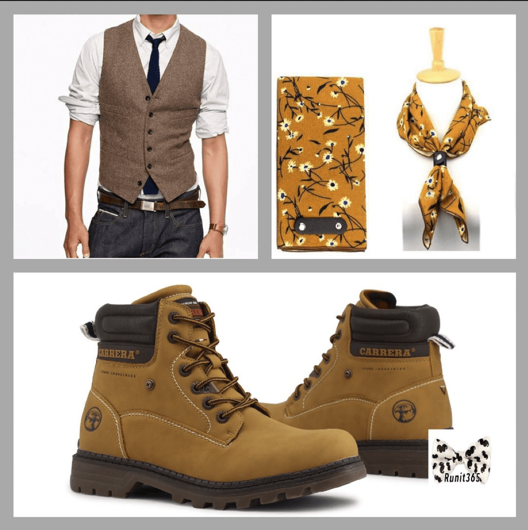 Runit365 - To get the look, get the boots!