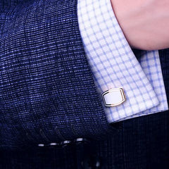 Runit365 - Cufflinks Golden Matthias