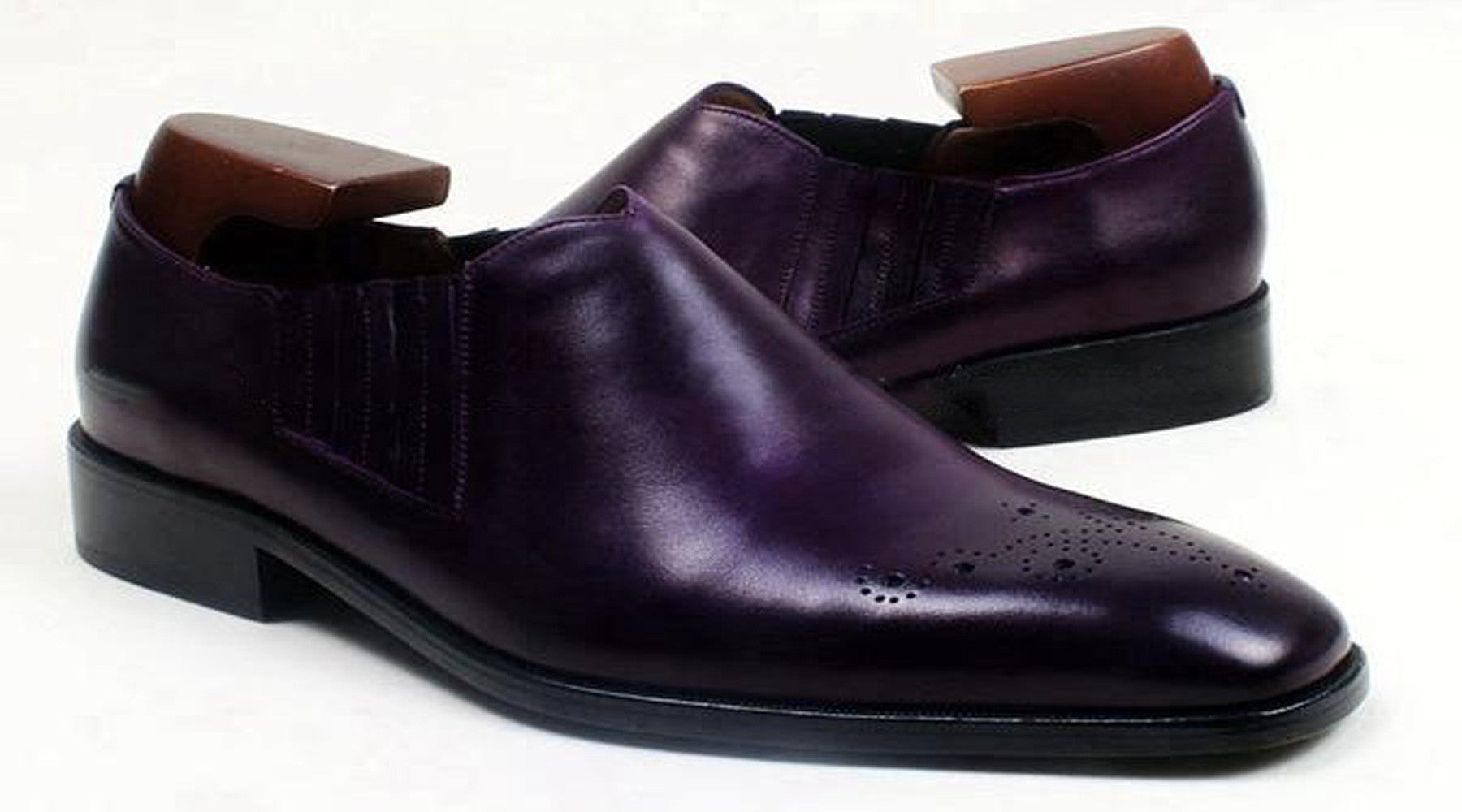 runit365 - Shoes Slip on Deep Purple [center]