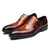 Roma - Trendy shape oxford shoes for men