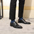 Napoli - Classic Monk Strap Shoes