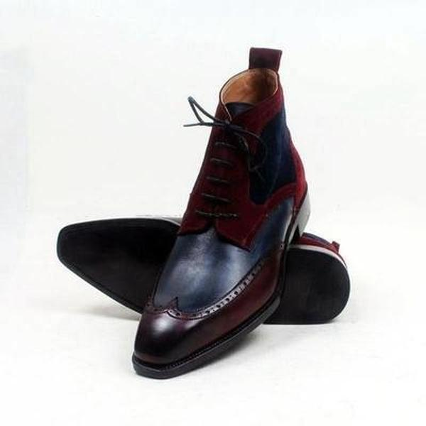 Neo - Deluxe Ankle Boots for Men