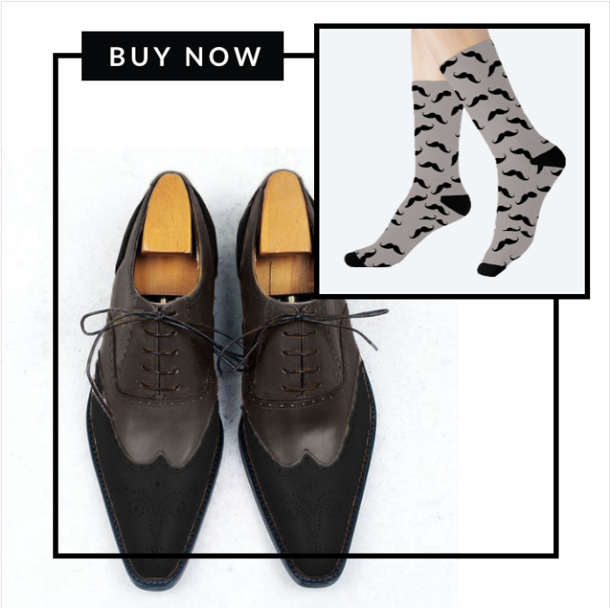 Buy a pair of shoes and get 30% off your socks - Runit365