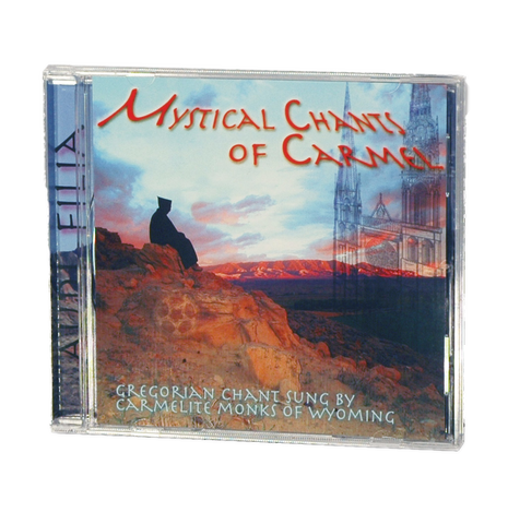Mystical Chants of Carmel, Music - Mystic Monk Coffee