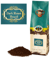 Dark Roast Brazil, Coffee - Mystic Monk Coffee