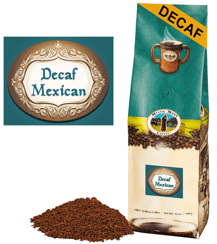 Decaf Mexican, Coffee - Mystic Monk Coffee
