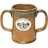 Double Handled Mug, Mug - Mystic Monk Coffee