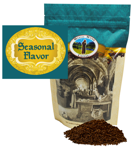 Flavor of the Month Subscription, Coffee - Mystic Monk Coffee
