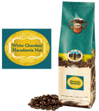 White Chocolate Macadamia Nut, Out of Stock Seasonal Coffee - Mystic Monk Coffee