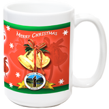 Jingle Bell Mug, Mug - Mystic Monk Coffee