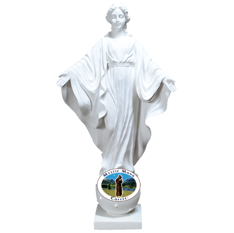 Our Lady of the Smiles Statue