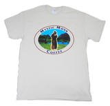 Mystic Monk T-Shirt, Clothing - Mystic Monk Coffee
