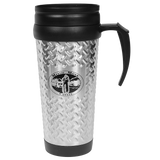 Industrial Travel Mug, Mug - Mystic Monk Coffee