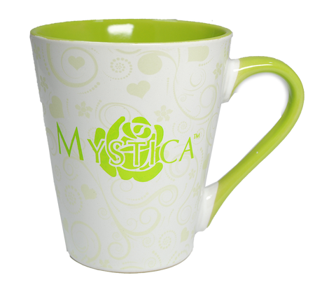 Stylish Tea Mug, Mug - Mystic Monk Coffee