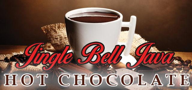 Introducing Jingle Bell Java Hot Chocolate!