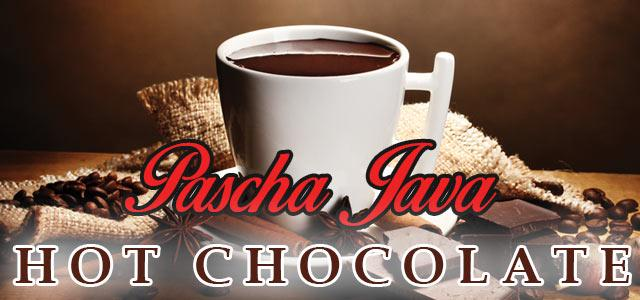 Pascha Java Hot Chocolate