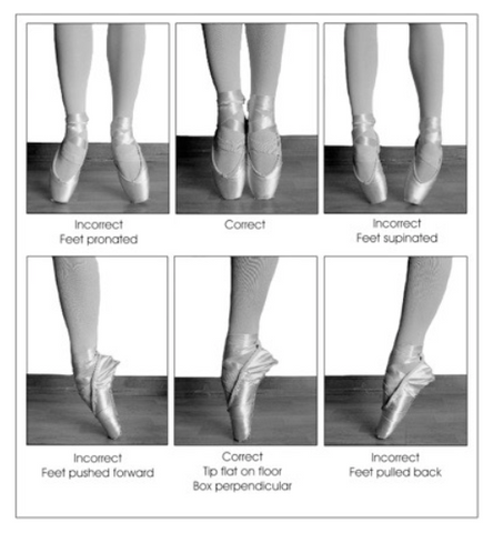 WHY FITTING A POINTE SHOE IS SO