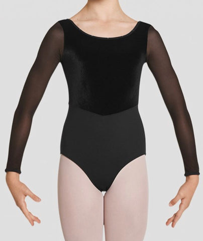 Child sized leotard Mirella M115C