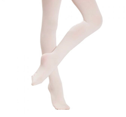 Bloch Girls Footed tights