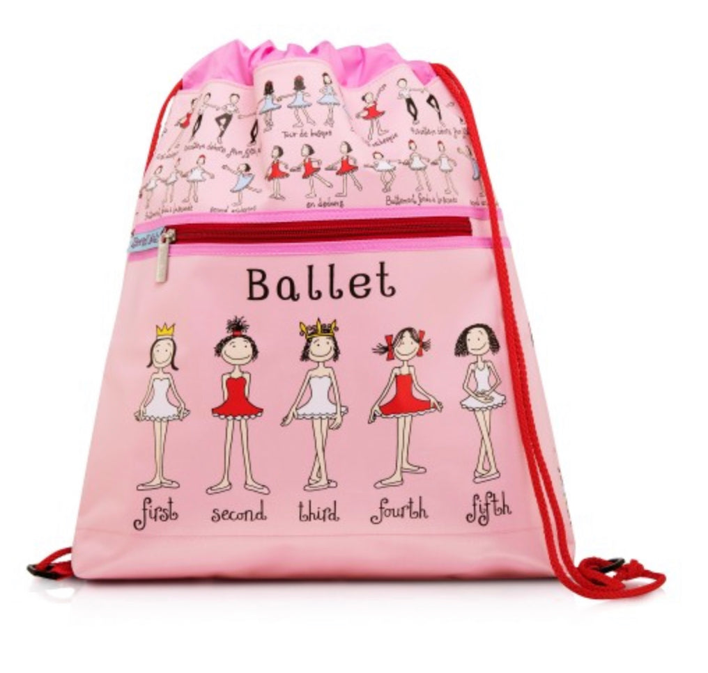 Tyrell Katz Ballet Collection Kit Bag