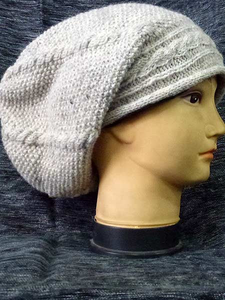 Wool Slouch Beanies/FREE SHIPPING TODAY