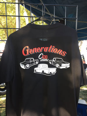 C10 Lifestyle Generations T-shirt