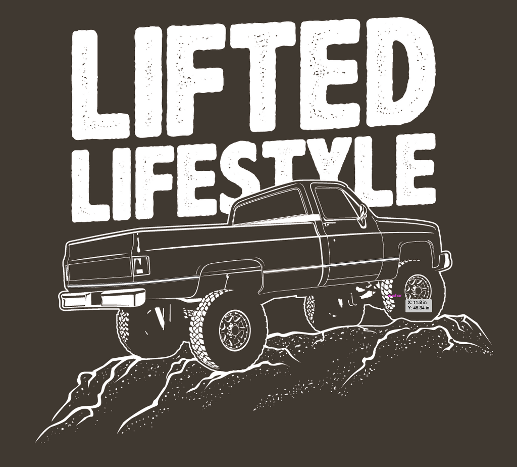 Lifted Squarebody Shirt