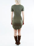 Allison Avery - V Neck Tunic - Free Shipping Over $50