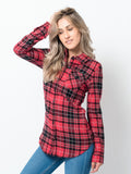 Allison Avery - Favorite Fall Flannel - Free Shipping Over $50