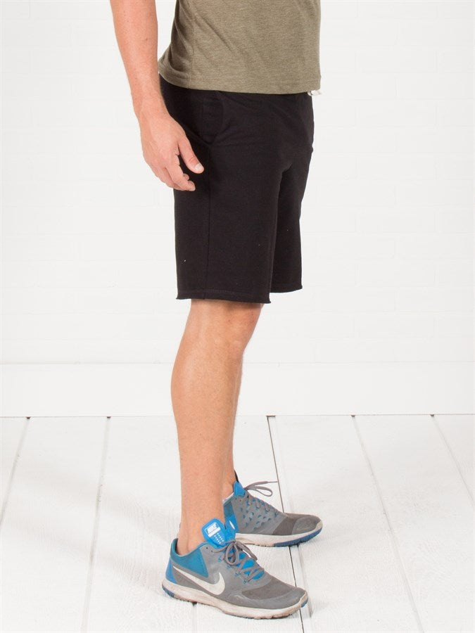 Men's Fleece Shorts w/ Pockets