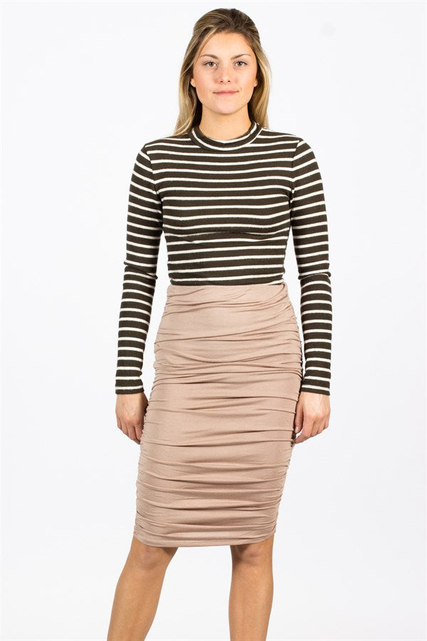 Essential Midi Skirt