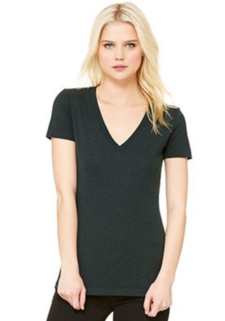 Allison Avery - Triblend V Neck - Free Shipping Over $50