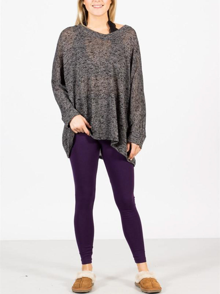 Thick Knit Leggings - Free Shipping Over $50 | AllisonAvery.com - 1