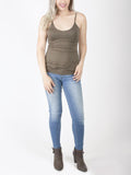 Allison Avery - Cage Back Tank - Free Shipping Over $50