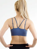 Allison Avery - Crisscross Padded Bra - Free Shipping Over $50