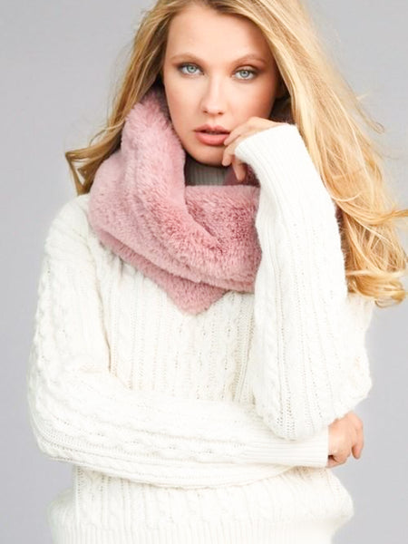 Allison Avery - Cozy Infinity Scarf - Free Shipping Over $50