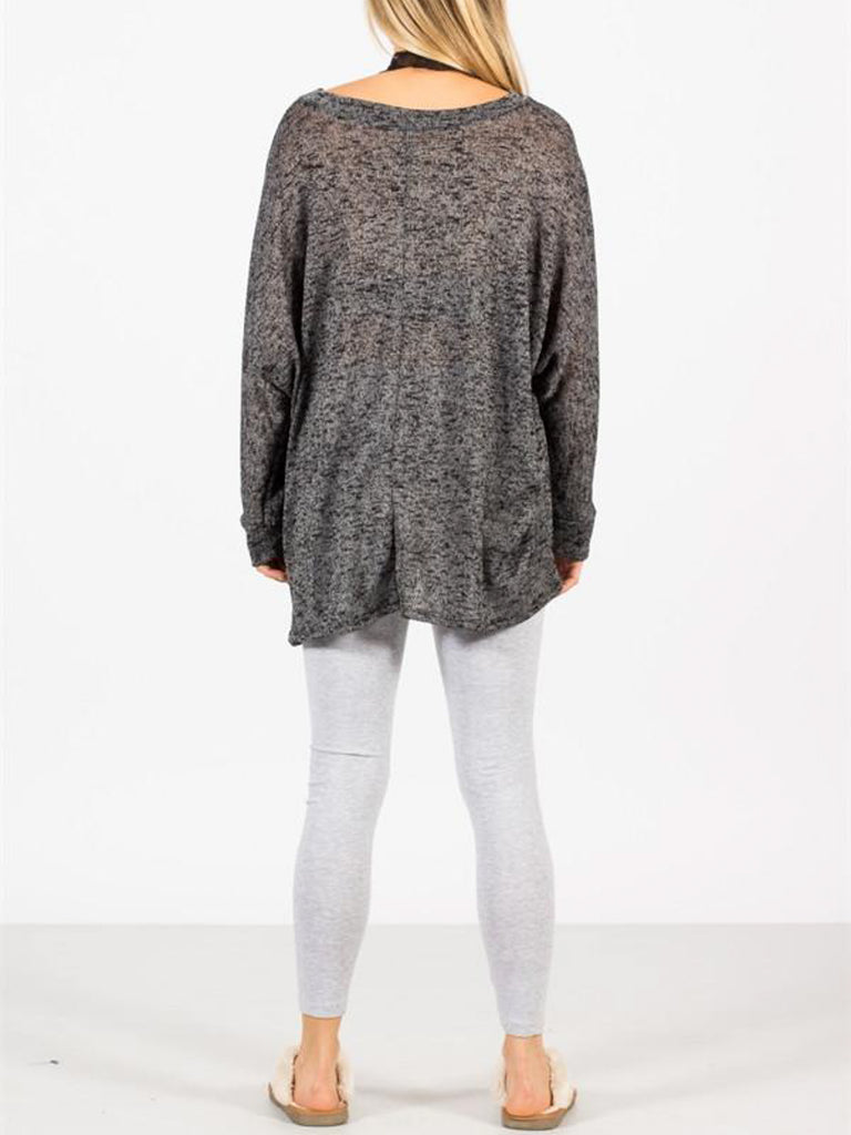Thick Knit Leggings - Free Shipping Over $50 | AllisonAvery.com - 6