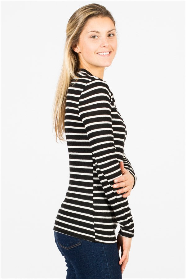 Essential Striped Top
