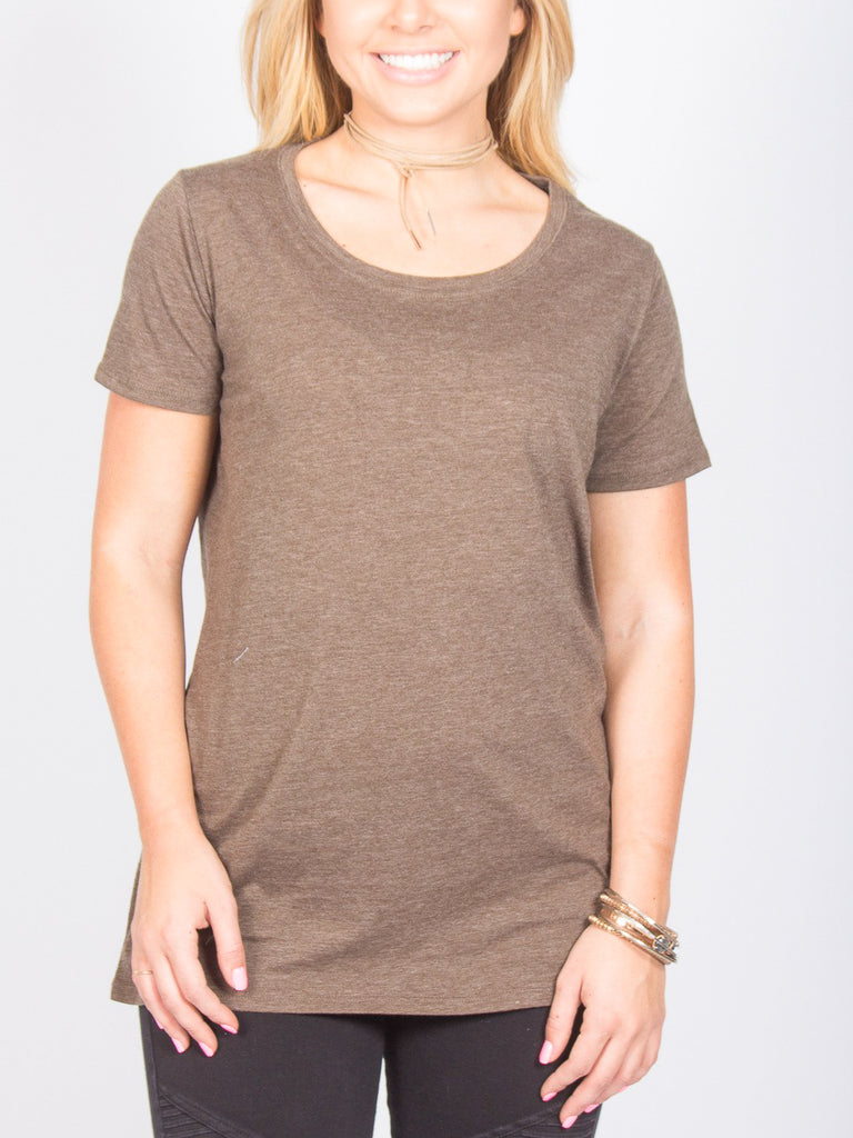 Allison Avery - Crew Neck Tee 1 - Free Shipping Over $50