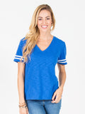 Allison Avery - Sport Slub Tee - Free Shipping Over $50