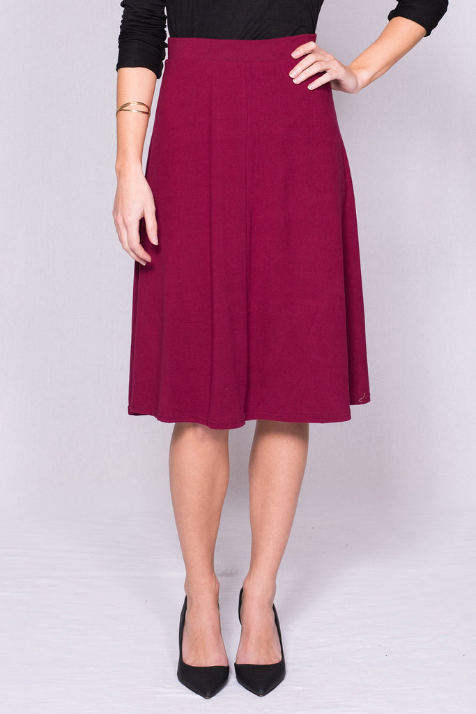 Allison Avery - Who Runs The World Skirt - Free Shipping Over $50