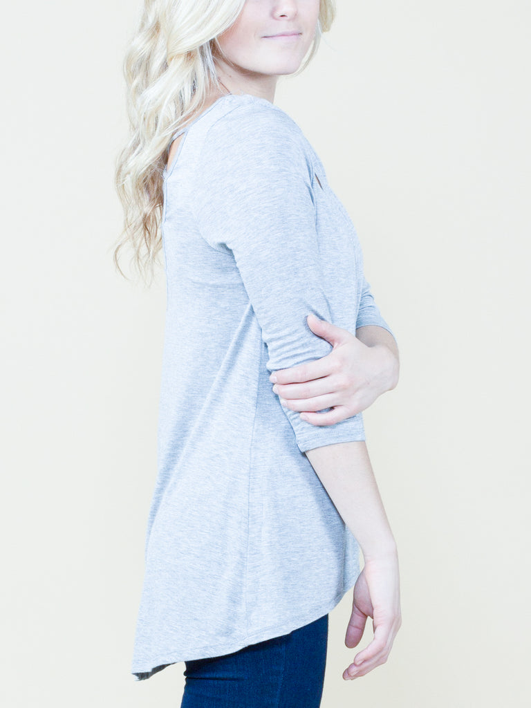 Meet in the Middle Strap Back Top - Free Shipping Over $50 | AllisonAvery.com - 12