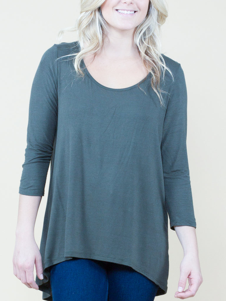Meet in the Middle Strap Back Top - Free Shipping Over $50 | AllisonAvery.com - 17