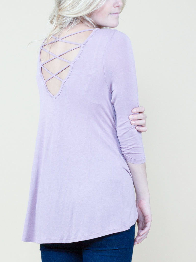 Meet in the Middle Strap Back Top - Free Shipping Over $50 | AllisonAvery.com - 13